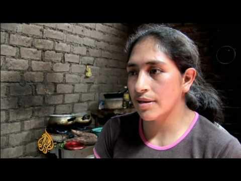 Water crisis plagues Peru - 11 Jan 10