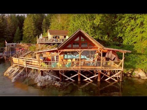 Refuge Cove   Desolation Sound   British Columbia