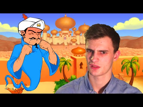 THIS GUY READS MINDS! - The Akinator