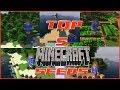 Top 5 Best  Minecraft Survival Island Seeds Mrs. Samantha
