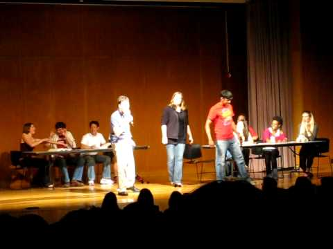 Stanford Law School Musical - Journey