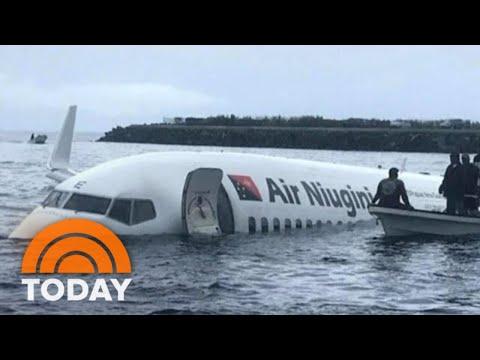 Aviation Blog - Jay Ratliff - Pacific Ocean Plane Crash:  One passenger still missing
