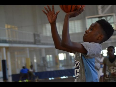 Tyce Glover 2016 AAU Basketball Highlights - 12 Years Old - Charlotte, NC