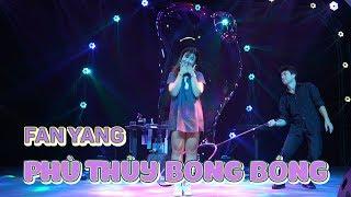 Bong bóng khổng lồ ở công viên Thỏ Trắng   Giant Bubble show   Vannie Special