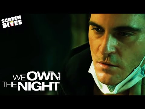 We Own The Night: Bobby (Joaquin Phoenix) faces the mafia
