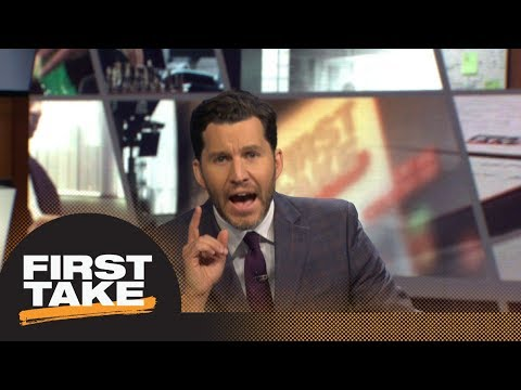 Will Cain: LeBron James 'better be concerned' about Celtics | First Take | ESPN