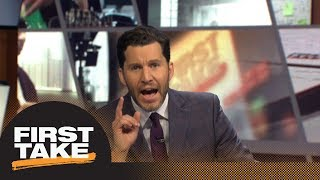Will Cain: LeBron James 'better be concerned' about Celtics | First Take | ESPN thumbnail