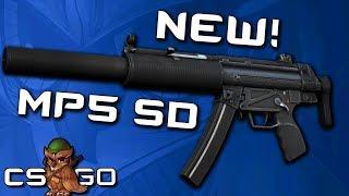 New CS:GO Gun! MP5 Returns