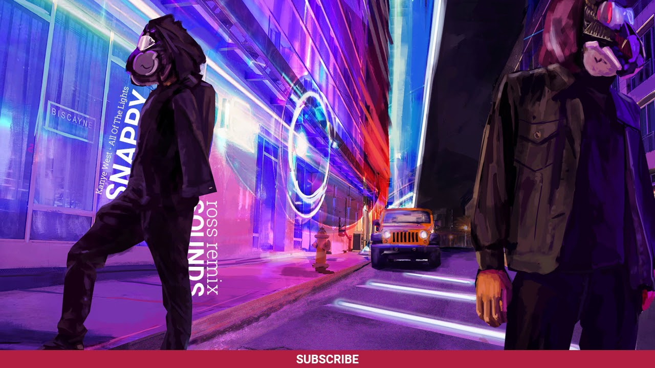 All Of The Lights (Remix) - KanYe West Feat  Rihanna & Lil Wayne
