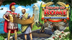 Roads of Rome 4 Gameplay | HD 720p