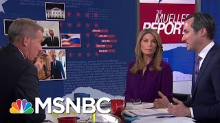 Williams: Mueller Report Is 'Slapshot Over To Congress,' Gives Lawmakers Power To Charge   MSNBC