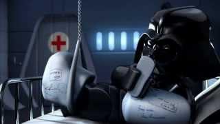 Lego Звёздные войны-Награда бомбада.