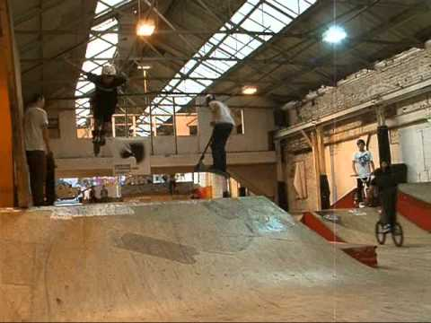 15 minutes filming with Jack Grimshaw and Steven B...