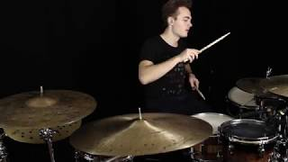Download Lagu The Chainsmokers - Push My Luck - Drum Cover MP3