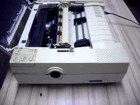 Impresora De Matriz De Puntos Impresora Doovi
