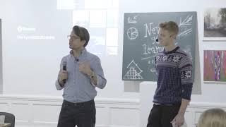 GANT talks with Joakim Jörlander & Henrik Rosvall