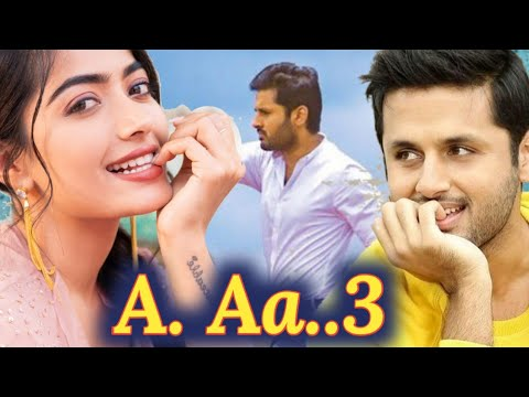 A Aa 3 Bheeshma Full Movie In Hindi Dubbed Nithin Rashmika Mandana Bheeshma Trailer In Hindi Youtube