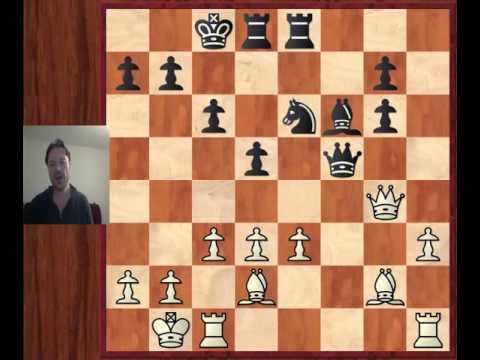 Grandmaster Chess Lessons 2   ( Kamsky vs. Holt  2015)