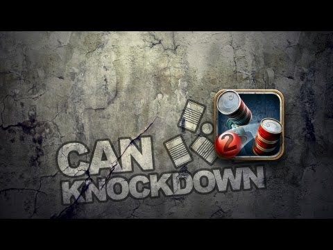 Can Knockdown 2 Trailer HD by iDreams - a game for iOS and Android