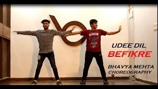 Udee Dil Befikre | Dance Choreography | BANDITS ACADEMY