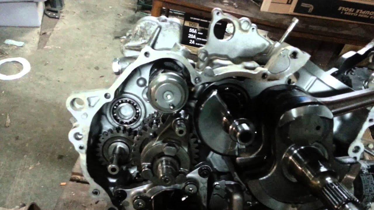 Yamaha Rhino  Engine Temp Sensor Assembly