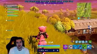 9 YEAR OLD KID!! GETS HIS FIRST WIN IN FORTNITE AND GOES CRA