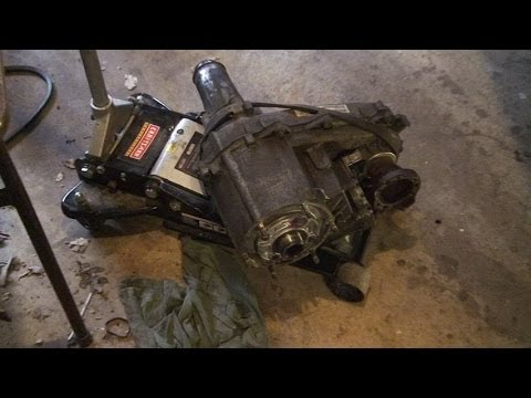 Dodge Dakota  Transfer Case Replacement  YouTube