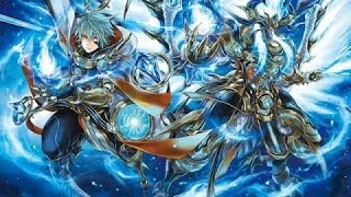 Cardfight!! Vanguard Deck Profile - Bluish Flame Liberator, Prominence Glare