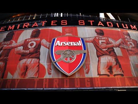 Арсенал - Тоттенхэм! Пушкари снаружи и изнутри