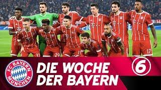 Die Woche der Bayern: Champions-League-Gala gegen Besiktas & Elfmeter-Training | Ausgabe 6