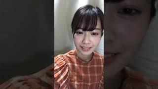 08:27 PM (UTC+9) インスタライブ コラボ配信 with 下口ひなな.