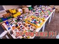 Huge 350+ Rubik's Cube Unboxing From Jhahoua - Part 1