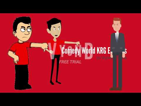 Repeat How to use Comedy World characters on Vyond Studio