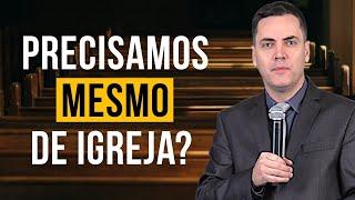 ⛪ Precisamos MESMO de Igreja? (Aula Ao Vivo) - Pr. Leandro Lima