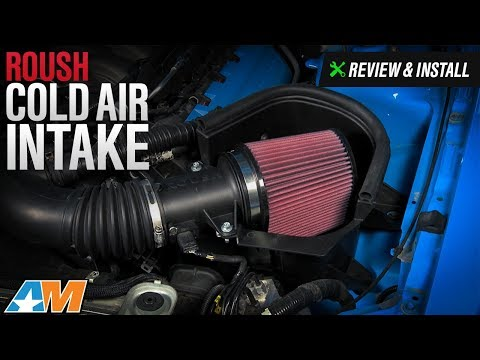 2010-2014 Mustang (GT) Roush Cold Air Intake Review & Install