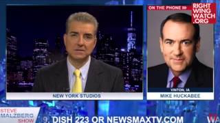RWW News: Huckabee: Planned Parenthood Is Like ISIS