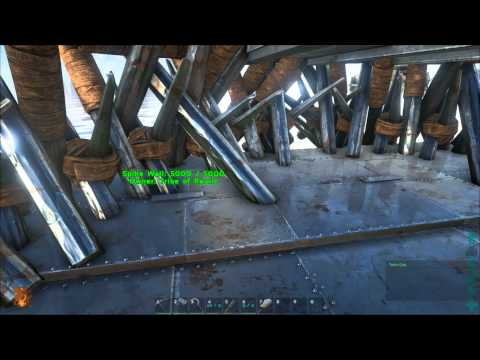 how to build on a ship ark