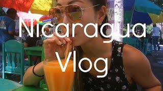 Granada, Nicaragua Vlog / Another Solo Trip