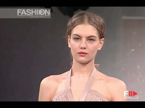 LUISA BECCARIA Fall Winter 2007 2008 Milan - Fashion Channel