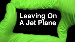 Leaving On A Jet Plane John Denver by Runforthecube No Autotune Cover Song Parody Lyrics