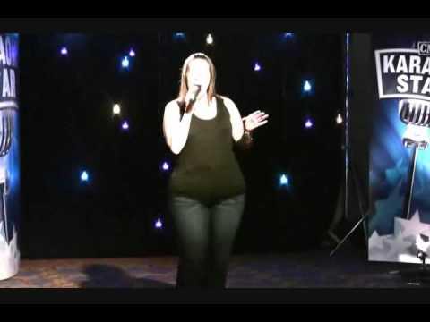 Laura Lavery CMT KaraokeStar  audition 24Sep09