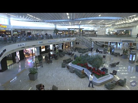 WATCH: Things To Do When Delayed At Hartsfield-Jackson