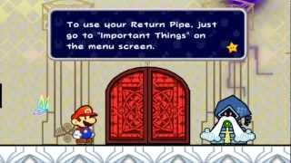 Super Paper Mario - Episode 1
