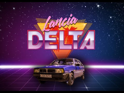 Огляд Лянча Дельта | Lancia Delta GT | Обзор авто