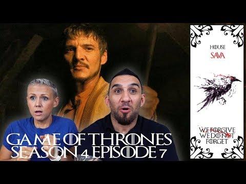 Game Of Thrones Season 4 Episode 7 'Mockingbird' REACTION!!