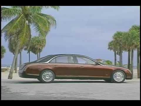 Maybach Concept Car 1997 Youtube