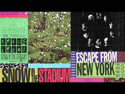 Rap Collective Beast Coast Channel Reggae on New Song 'Snow in the Stadium'