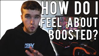 How Do I Feel About Boosted? *QNA*