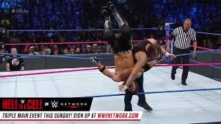 Descalification | Aj Styles vs Dean Ambrose | 10/6/2016 {Smack Down}