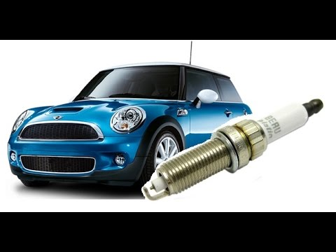 How To Change Spark Plugs On A Mini Cooper S R56 Or Peugeot 207 Gt